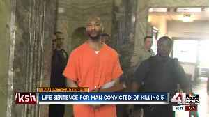 Man who killed five KC neighbors receives life sentence without parole [Video]