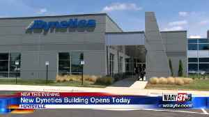 Dynetics welcomes new facility in Huntsville [Video]