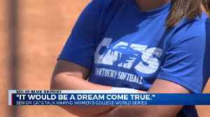 Senior class of Softball Cats ready for next step [Video]