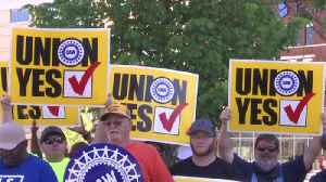 UAW files new union election request for Volkswagen, asks for vote in June [Video]