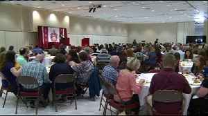 Local students receiving scholarships [Video]