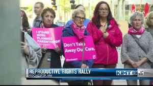Rallying for Reproductive Rights [Video]