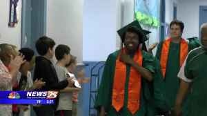 High School Seniors Take a Stroll Back in Time Ahead of Graduation [Video]