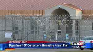 ADOC releasing plan for prison reform [Video]