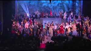 VIDEO 17th annual Freddy Awards to honor the best of the best in high school theater [Video]