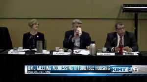 DMC Board discusses affordable housing [Video]