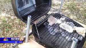 Grilling safety tips [Video]