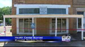 Shuqualak Health Center closed after fire broke out [Video]
