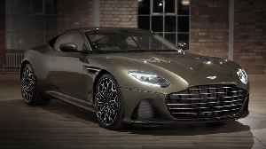 Aston Martin On Her Majestys Secret Service DBS Superleggera Special Edition [Video]