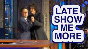 LATE SHOW ME MORE: Greatest Interviewer Of All Time [Video]