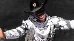 Lil Nas X's Wrangler collab boycotted by country fans [Video]