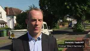 "News video: Raab: PM needs ""time"" and ""respect"" to sort out future"