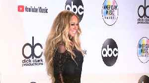 Mariah Carey wins top songwriting honour at Ivor Novello Awards [Video]