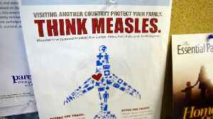 Rare Airline 'Do Not Board' Order Issued To Stop Spread Of Measles [Video]