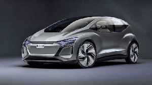 Audi's latest self-driving concept car is pure luxury and style — Future Blink [Video]