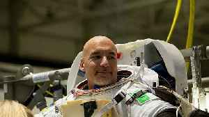Meet Luca Parmitano, the first Italian astronaut to be Space Station Commander [Video]