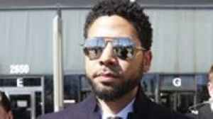 Court Unseals Jussie Smollett's Records | THR News [Video]