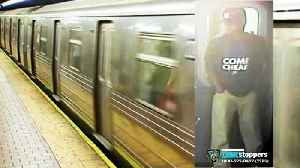 Alleged NY Subway Brake-Puller Has Been Caught [Video]