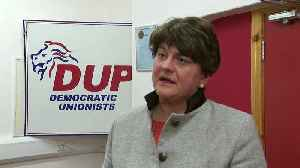 Arlene Foster reacts to Theresa May's resignation [Video]
