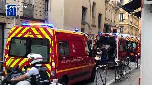 Explosion injures thirteen people in central Lyon, France [Video]