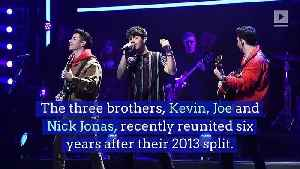 The Jonas Brothers Wanted to 'Protect the Family' With Their Split [Video]