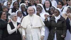 Pope Francis Appoints Women To Key Vatican Role [Video]