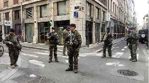 French Police Hunt Suitcase Bomber After Blast In Lyon [Video]
