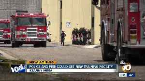 San Diego Police and Fire could get new training facility [Video]