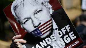 News video: WikiLeaks founder Julian Assange charged with espionage