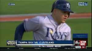 Tampa Bay Rays get inside-the-park homer, 3 other home runs in stopping Cleveland Indians [Video]