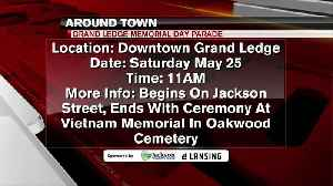 Around Town - Grand Ledge Memorial Day Parade - 5/24/19 [Video]