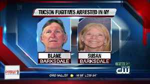 Tucson murder suspects arrested in New York [Video]