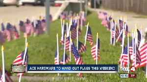 Hardware chain offering free American flags in Southwest Florida [Video]