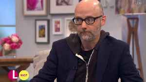 Moby's Claims About Dating Natalie Portman Are Unsettling [Video]
