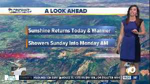 10News Pinpoint Weather with Meteorologist Megan Parry [Video]