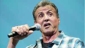 Sylvester Stallone Says He Never Thought He'd Made It In Movies [Video]
