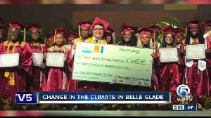 Change in the climate in Belle Glade [Video]