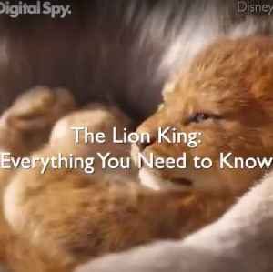 The Lion King: All You Need To Know [Video]
