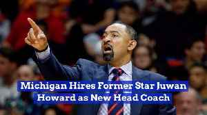 Juwan Howard Is Going To Lead University of Michigan Basketball [Video]
