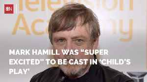 Mark Hamill Trades A Lightsaber For A Knife [Video]