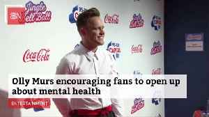 Olly Murs Has A Message For His Fans [Video]