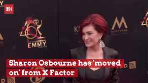 Sharon Osbourne Says No More To The X Factor [Video]