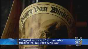 State Withdraws Criminal Charge For Man Accused Of Illegally Reselling Rare Whiskey [Video]