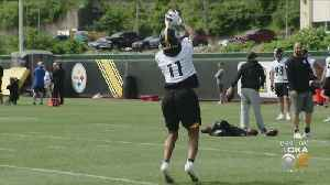 Steelers Hoping For Big Year From Donte Moncrief [Video]