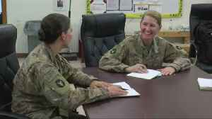 Minnesota Heroes: National Guard Women Leading Mission In Middle East [Video]