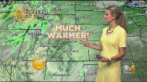 Warmer Weather Finally Heading Our Way [Video]