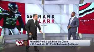 Willie McGinest breaks down what Kansas City Chiefs defensive end Frank Clark, safety Tyrann Mathieu will bring to Chiefs [Video]