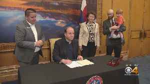 Gov. Jared Polis Signs Kyle Forti Bill Into Law [Video]