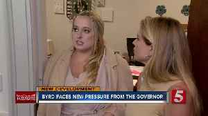 Byrd Faces new pressure from Governor Lee [Video]