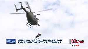 Nebraska National Guard and Task Force One conduct training [Video]